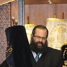 בר מצווה | בר מצוה בבית הכנסת בכפר שמריהו